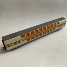 Trenes Escala: VAGÓN JOUEF DE DOS PISOS SNCF ESCALA H0 DOBLE PISO 2. Lote 255960185