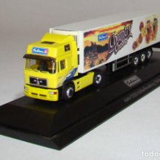 Treni in Scala: HERPA CAMION MAN F2000. Lote 256020730