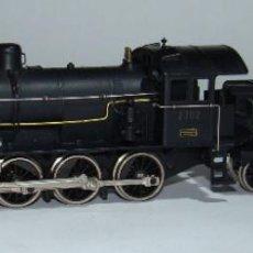Trains Échelle: FULGUREX LOCOMOTORA DE VAPOR Nº 2702 DE LA SBB SWISS C4/5 ESCALA H0 DE LATON. Lote 256034985