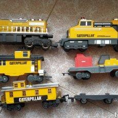 Trains Échelle: LOTE 2 LOCOMOTORAS TOY STATE Y 4 VAGONES.. Lote 256074120