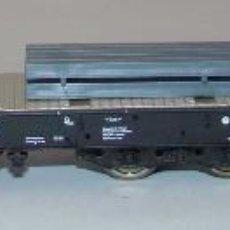 Trenes Escala: ROCO VAGON CARGAS PESADAS CON CARGA ESCALA HO. Lote 269574108