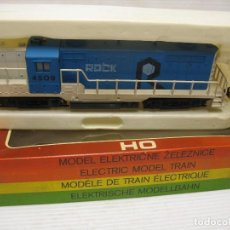 Trenes Escala: LOCOMOTORA RSO HO CONTINUA. Lote 258963785