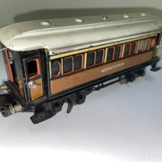 Trenes Escala: VAGON TREN RESTAURANTE. MEDIADOS S.XX.. Lote 260708265