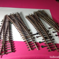 Trenes Escala: LOTE DESVIOS ESCALA HO. Lote 261594850