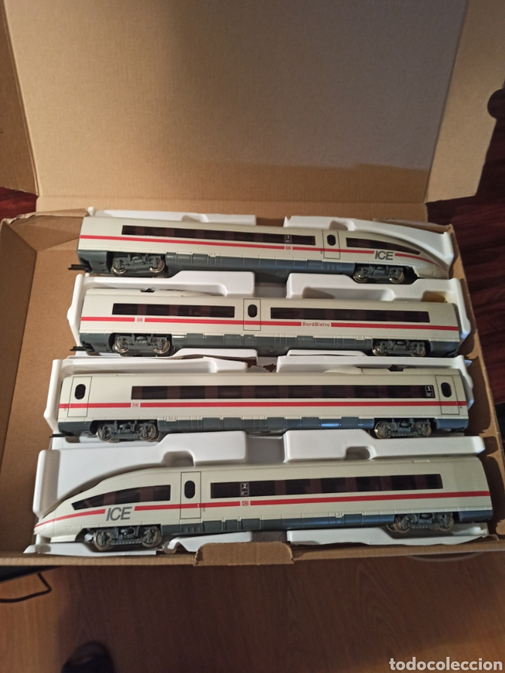 TREN MEHANO ICE (Juguetes - Trenes Escala H0 - Otros Trenes Escala H0)