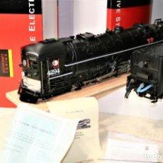 Trenes Escala: LOCOMOTORA CAB FORWARD 4-8-8-2 ESCALA 1 1/32. Lote 263652225