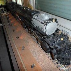 Trenes Escala: LOCOMOTORA BIG BOY FINE ART MODELS ESCALA 1 1/32. Lote 263654545