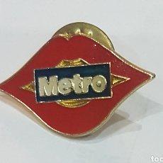 Trenes Escala: PIN METRO MADRID. Lote 263793090