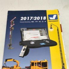 Trenes Escala: CATALOGO 2017 / 2018 VIESSMANN. Lote 264185660