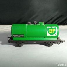 Trenes Escala: VAGÓN CISTERNA BP ESCALA HO DE LILIPUT. Lote 264339156