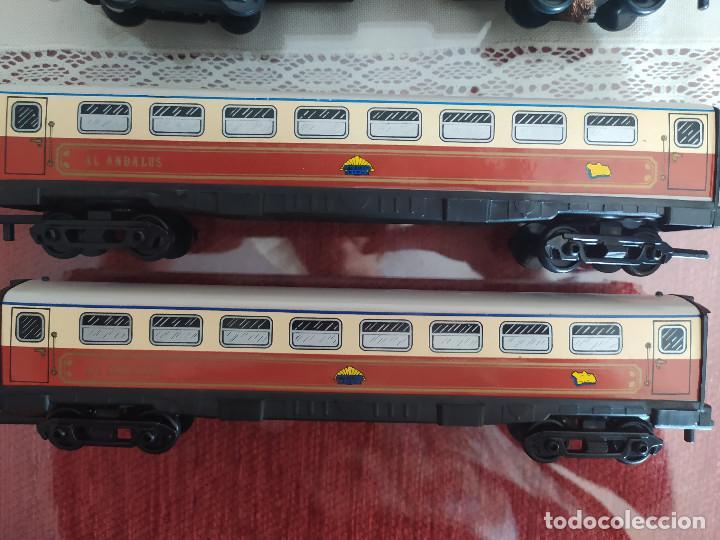 Trenes Escala: LOTE JYESA RENFE Y VAGONES AL ANDALUS LEER DESCRIPCIÓN - Foto 4 - 264545754