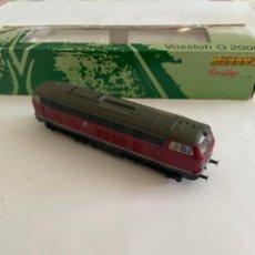 Trenes Escala: PIKO. HO. DIGITAL DB 218 178-2. Lote 267079324