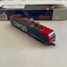 Trenes Escala: PIKO. HO. DIGITAL SBB CFF FFS CARGO RE 474-009-8. Lote 267080994
