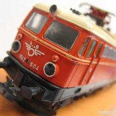 Trenes Escala: LOCOMOTORA AUSTRIA LILIPUT HO CC. Lote 267410449