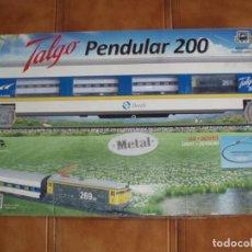 Trenes Escala: TREN ELECTRICO. Lote 267591864