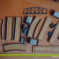 Trenes Escala: PIEZAS PUENTE FERROCARRIL ESCALA H0 1:87 MODELISMO TRENES. Lote 268307459