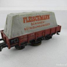 Comboios Escala: VAGON MERCANCIAS HO R-G. Lote 268972074