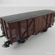 Comboios Escala: VAGON MERCANCIAS HO R-G. Lote 268972579