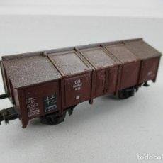 Comboios Escala: VAGON MERCANCIAS HO R-G. Lote 268972634