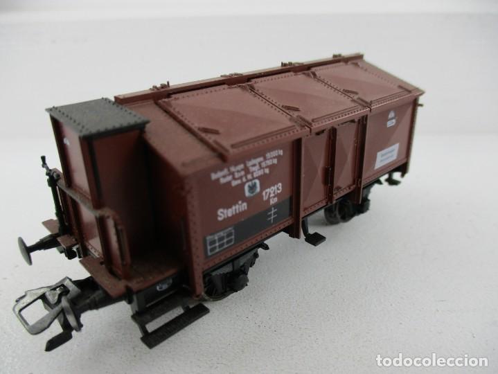 VAGON MERCANCIAS HO R-I (Juguetes - Trenes Escala H0 - Otros Trenes Escala H0)