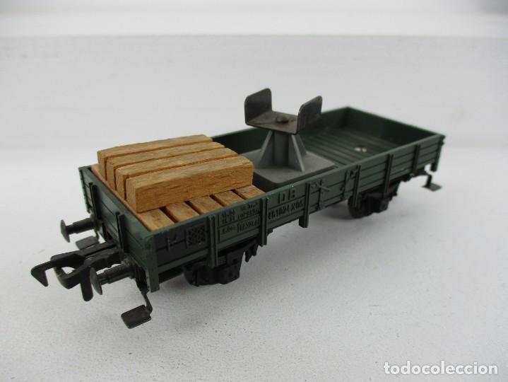 VAGON MERCANCIAS HO R-J (Juguetes - Trenes Escala H0 - Otros Trenes Escala H0)