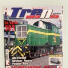 Trenes Escala: TRENMANIA 61,RENFE 303,EXPRESO ALPINE PEARLS II,NUREMBERG,MF TRAIN,TOLVA MINISTERIO AGRICULTURA HO. Lote 269688063
