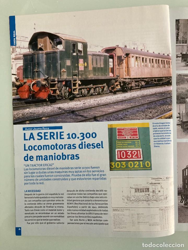 Trenes Escala: TRENMANIA 61,RENFE 303,EXPRESO ALPINE PEARLS II,NUREMBERG,MF TRAIN,TOLVA MINISTERIO AGRICULTURA HO - Foto 3 - 269688063