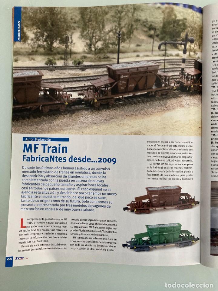 Trenes Escala: TRENMANIA 61,RENFE 303,EXPRESO ALPINE PEARLS II,NUREMBERG,MF TRAIN,TOLVA MINISTERIO AGRICULTURA HO - Foto 8 - 269688063