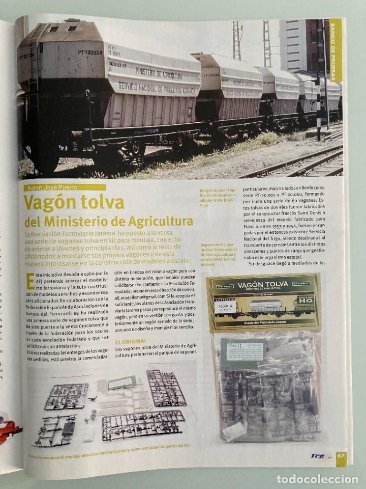 Trenes Escala: TRENMANIA 61,RENFE 303,EXPRESO ALPINE PEARLS II,NUREMBERG,MF TRAIN,TOLVA MINISTERIO AGRICULTURA HO - Foto 9 - 269688063