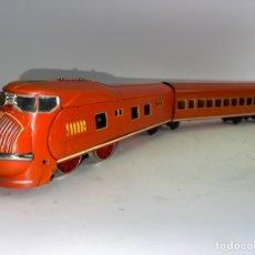 Trenes Escala: TREN DE METAL ARTICULADO.. Lote 269705338