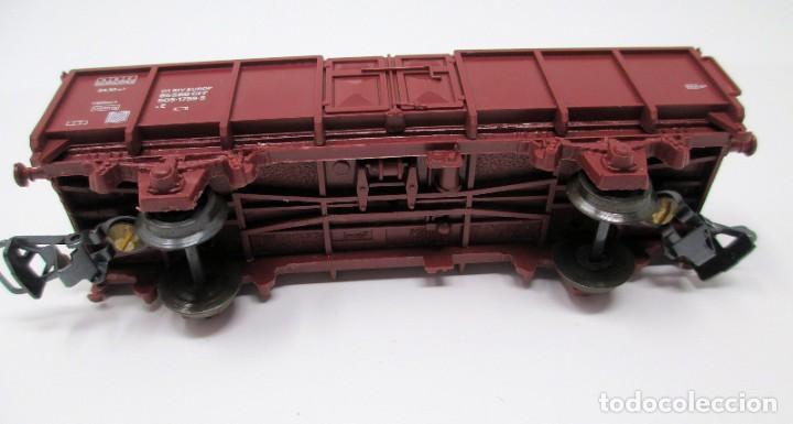 Trenes Escala: Vagón de Mercancías Jouef Escala H0 - Foto 4 - 269737323