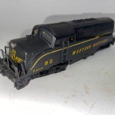 Trenes Escala: LOCOMOTORA WESTERN MARYLAND, 82. TEMPO,YUGOSLAVIA. S.XX.. Lote 270094023