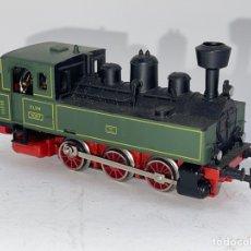 Trenes Escala: LOCOMOTORA TREN MARKLIN, MADE IN GERMANY. S.XX.. Lote 270104618