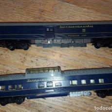 Trenes Escala: TRIANG TRANSCONTINENTAL , VAGONES.. Lote 272129498