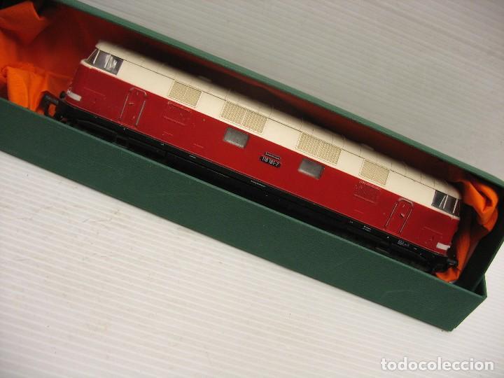 LOCOMOTORA HO DIESEL DE LA DEUSCHE (Juguetes - Trenes Escala H0 - Otros Trenes Escala H0)