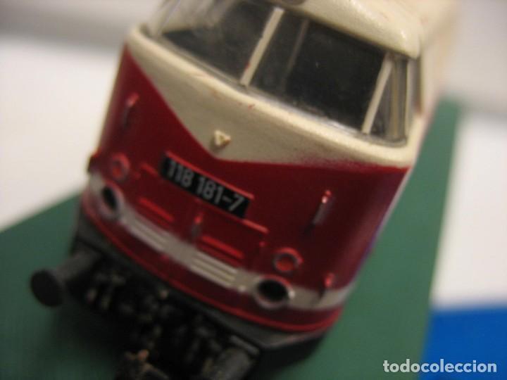 Trenes Escala: locomotora HO diesel de la deusche - Foto 2 - 272736688