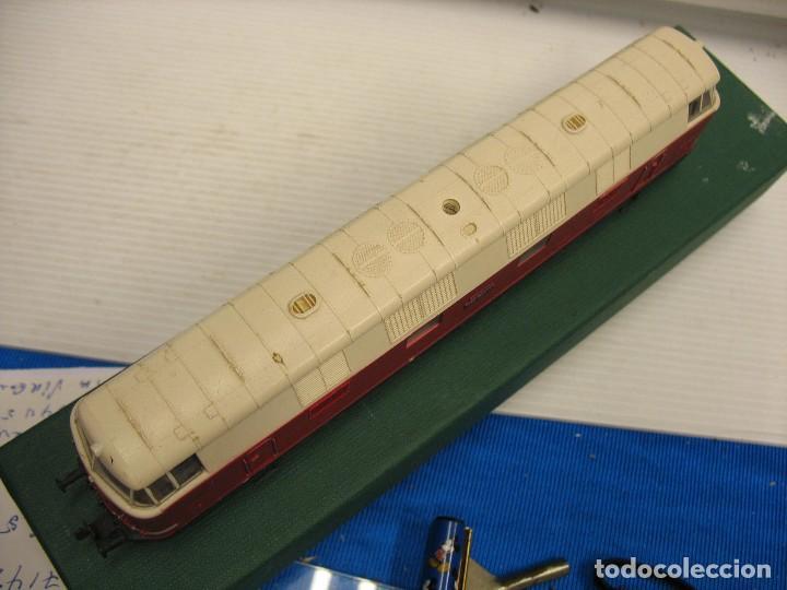 Trenes Escala: locomotora HO diesel de la deusche - Foto 3 - 272736688