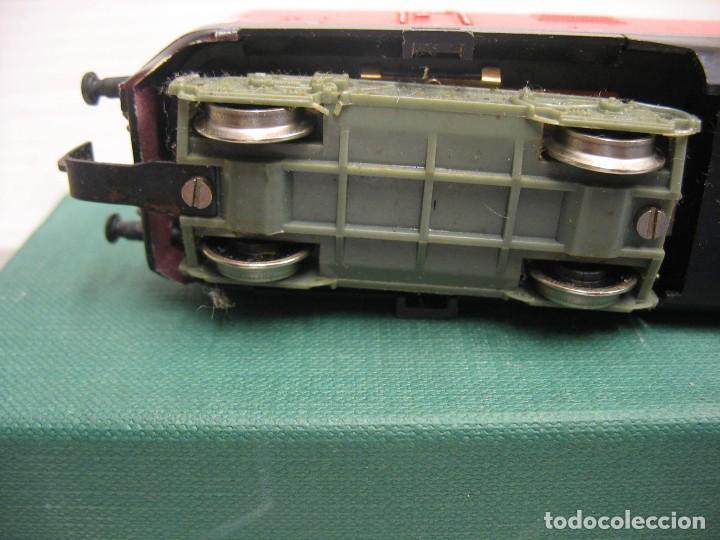 Trenes Escala: locomotora HO diesel de la deusche - Foto 4 - 272736688