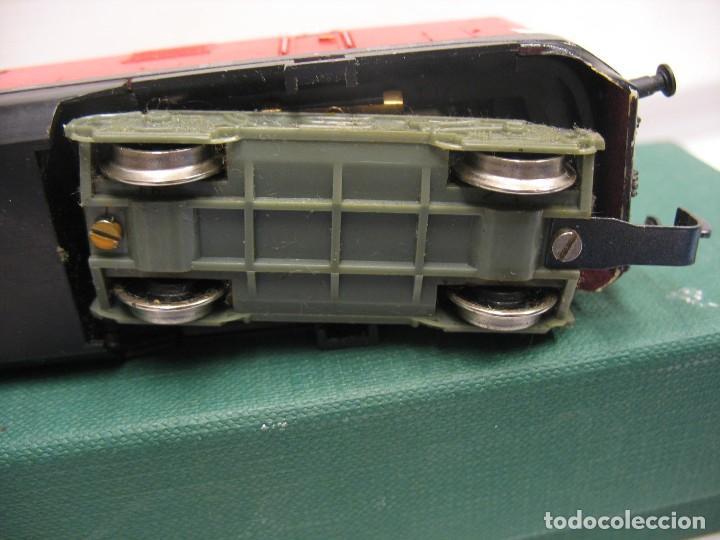 Trenes Escala: locomotora HO diesel de la deusche - Foto 5 - 272736688