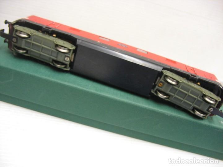 Trenes Escala: locomotora HO diesel de la deusche - Foto 6 - 272736688