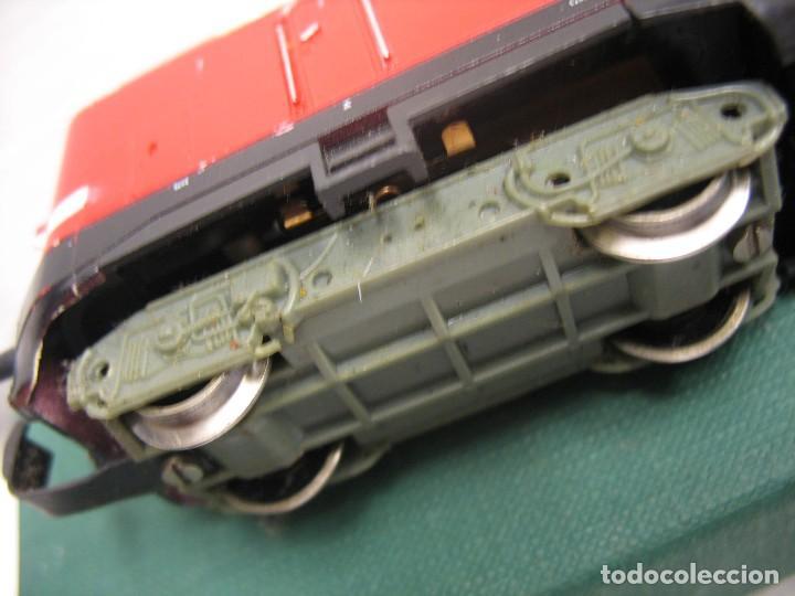 Trenes Escala: locomotora HO diesel de la deusche - Foto 8 - 272736688