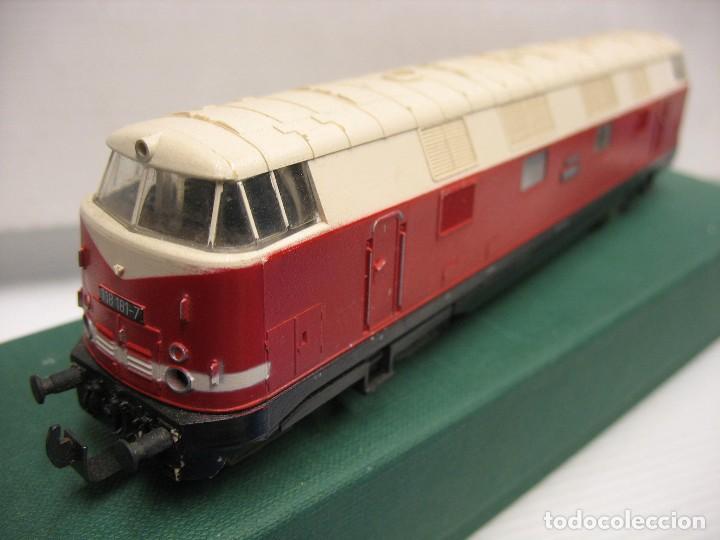 Trenes Escala: locomotora HO diesel de la deusche - Foto 10 - 272736688