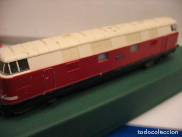 Trenes Escala: locomotora HO diesel de la deusche - Foto 12 - 272736688