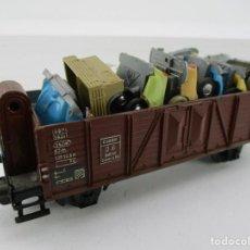 Trains Échelle: VAGÓN MERCANCÍA HO R BA. Lote 273349413