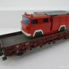 Trains Échelle: VAGÓN MERCANCÍA HO R BA. Lote 273349453