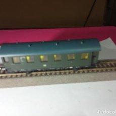 Trains Échelle: VAGÓN PASAJEROS DE LA DR ESCALA HO DE PIKO. Lote 273388428