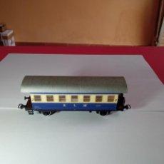 Trains Échelle: VAGÓN PASAJEROS 2 EJES ESCALA HO DE PIKO. Lote 273413433