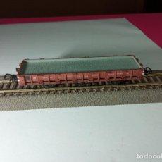 Trains Échelle: VAGÓN PLATAFORMA ESCALA HO DE PIKO. Lote 273639643