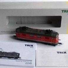 Trenes Escala: LOCOMOTORA DIGITAL CON SONIDO TRIX 22245 ESCALA H0. Lote 273992353