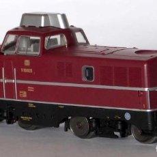 Trenes Escala: LOCOMOTORA DIGITAL V80 ESCALA H0. Lote 273992543